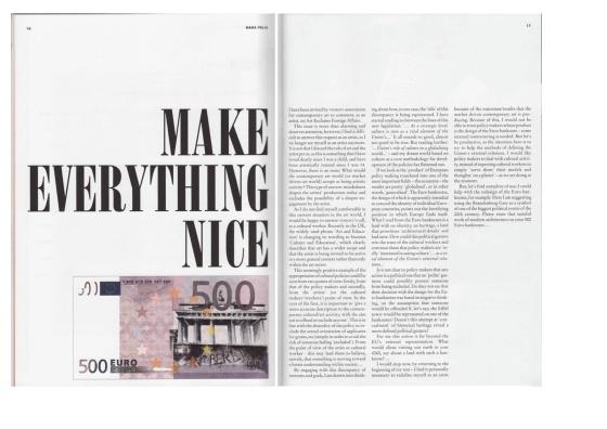 Make Everything Nice