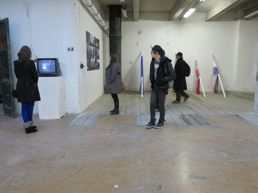 NADA PRLJA: THE UNBEARABLE LIGHTNESS OF BEING AN ARTIST Private view