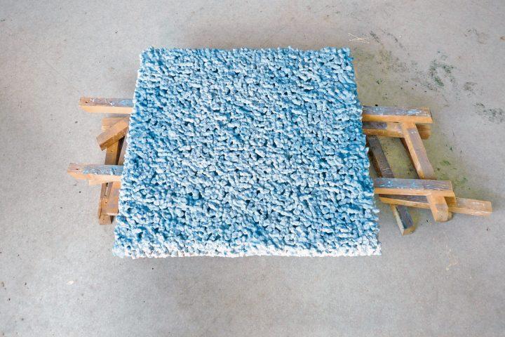 Rok-Bogataj-Effigie-2011-synthetic-plaster-mixed-media-100-x-100-x-25-cm-1800x1200